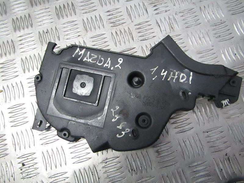 Mazda  2 Engine Belt Cover (TIMING COVER)