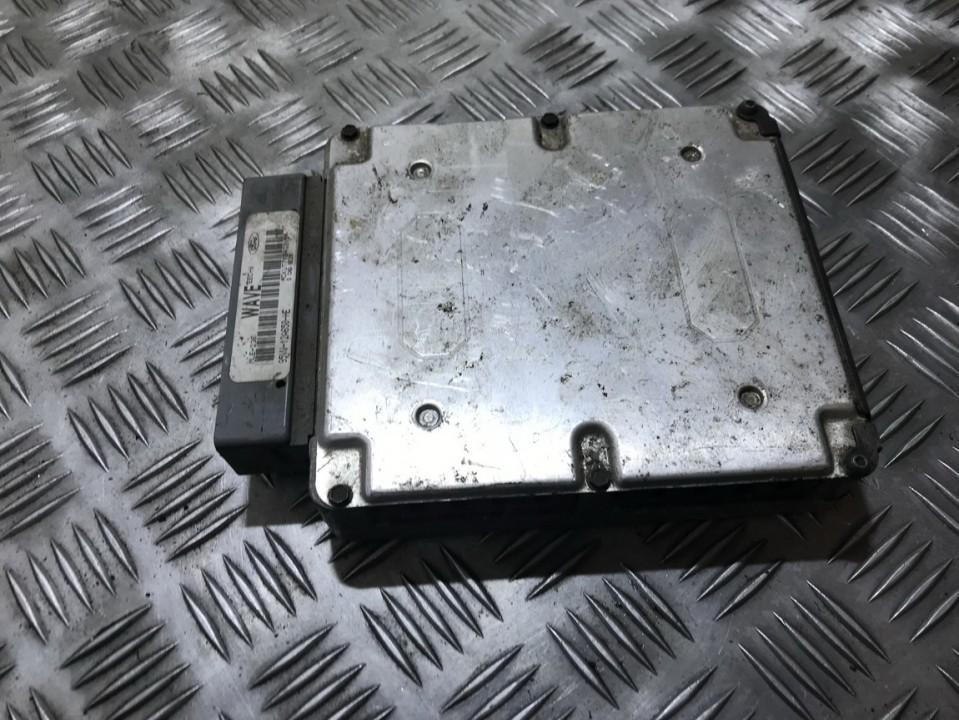 Блок управления двигателем 95vw12a650he 95vw-12a650-he, mle-236, gad6e29 Ford GALAXY 2001 2.3