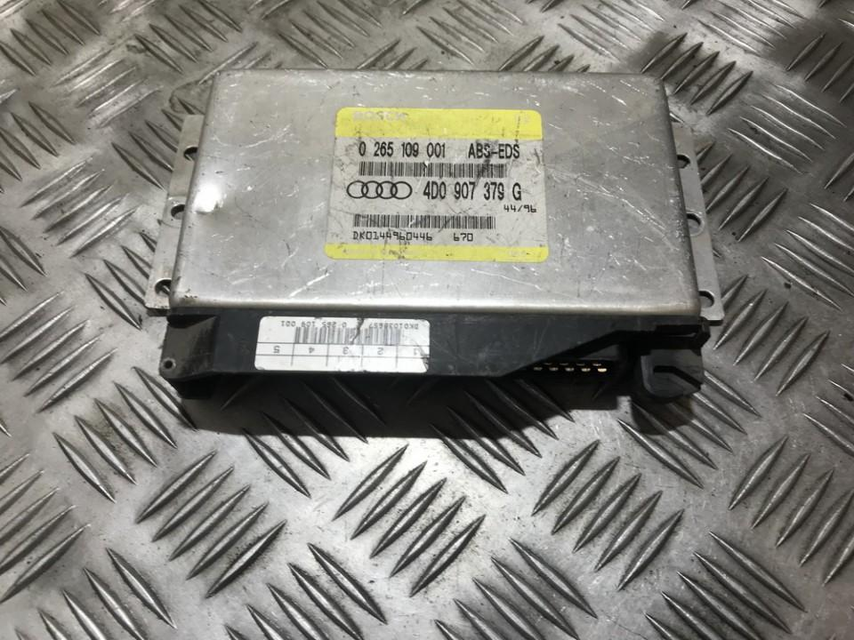 ABS kompiuteris 0265109001 4d0907379g, dk0144960446 Audi A6 1998 2.5