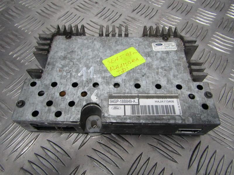 Блок управления АБС 94gp18b849a 94gp-18b849-a, 94ap-18t806-aa Ford GALAXY 2001 2.3