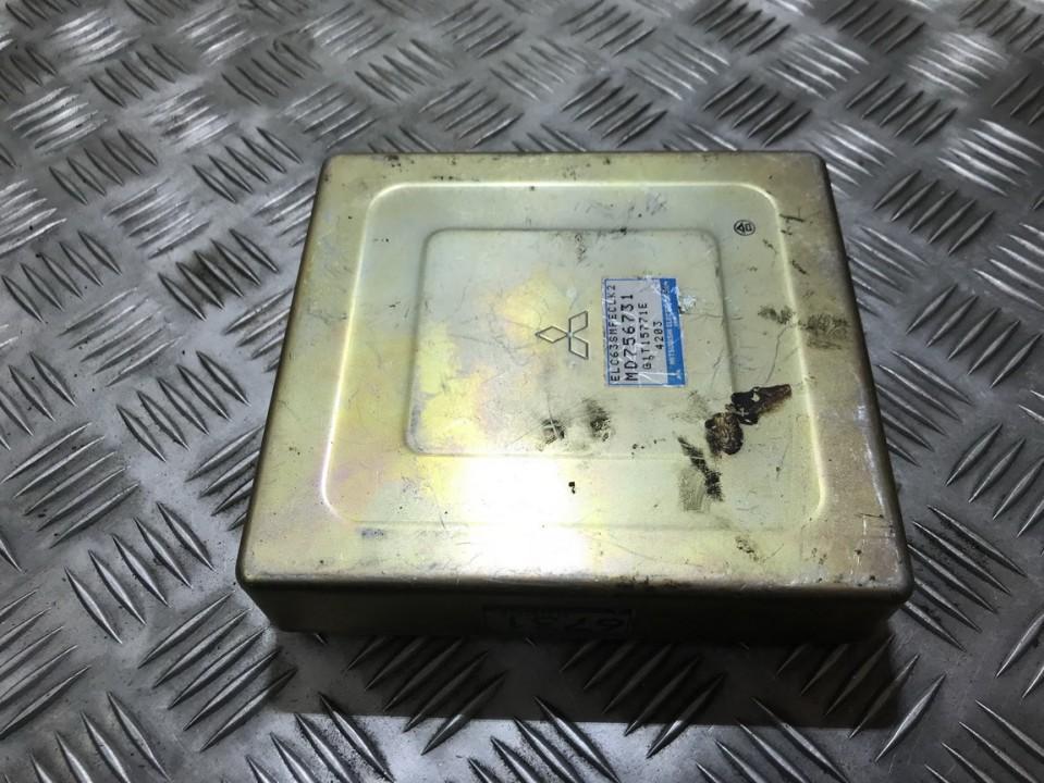 Variklio kompiuteris md756731 g1t15771e, 4203, elc636smfwclk2 Mitsubishi SPACE WAGON 1994 2.0