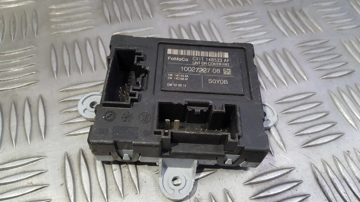 Duru valdymo blokelis 14B533AF 1002722708 Ford FIESTA 2009 1.3