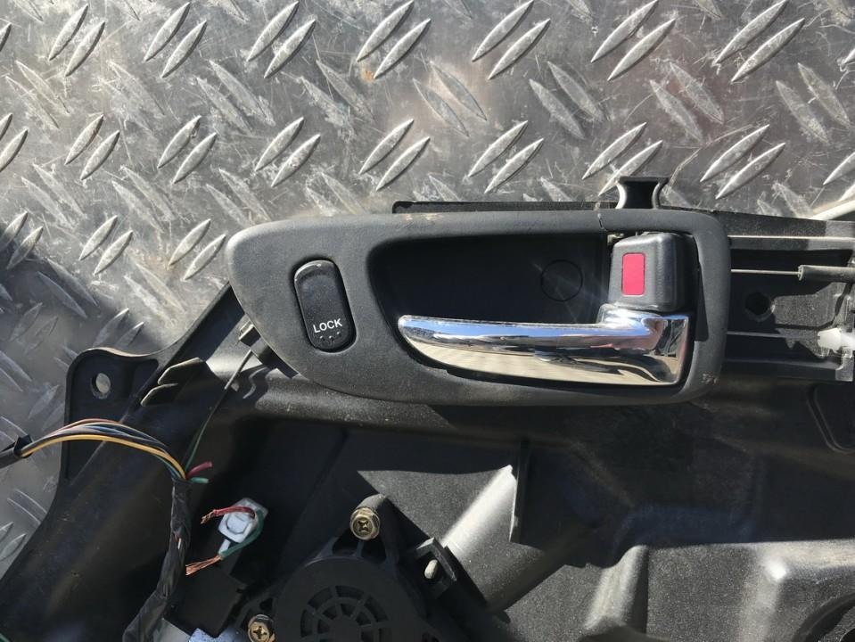 Duru vidine rankenele P.D. used used Mazda 6 2003 2.0
