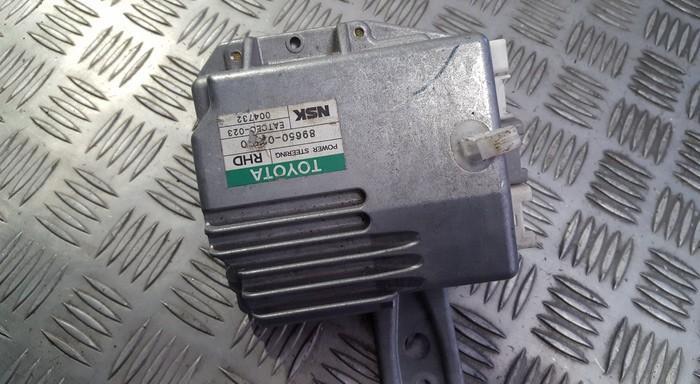 Vairo stiprintuvo kompiuteris 8965002100 89650-02100 eatcec-023 Toyota COROLLA 2003 1.6