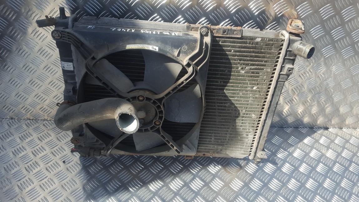 Vandens radiatorius (ausinimo radiatorius) 96351263 used Daewoo LANOS 1999 1.6