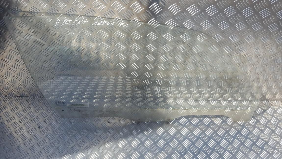 Боковое окно - передний правый used used Hyundai ACCENT 1997 1.5