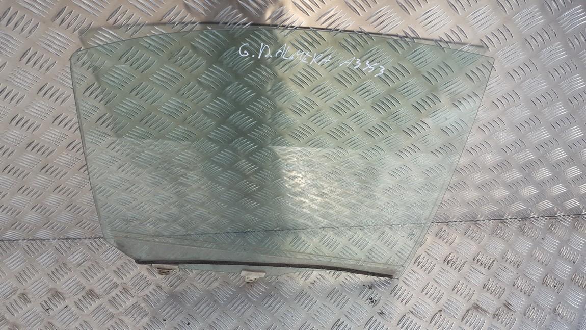 Duru stiklas G.D. used used Nissan ALMERA 2006 1.5
