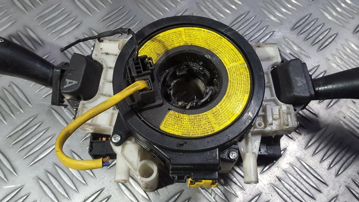 Vairo kasete - srs ziedas - signalinis ziedas USED USED Hyundai ACCENT 1997 1.5