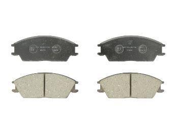 Brake Pads - Brake Lining (Disc) Hyundai Accent 1995    1.3 0986424135