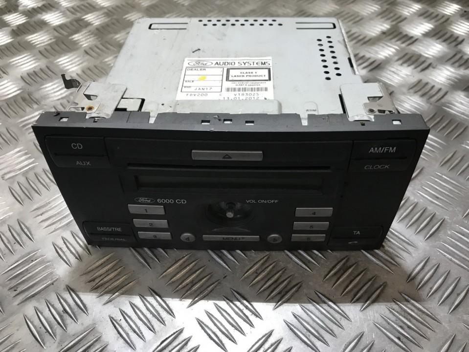 Automagnetola 8c1t18c815ad 8c1t-18c815-ad, v183025 Ford TRANSIT 1991 2.5