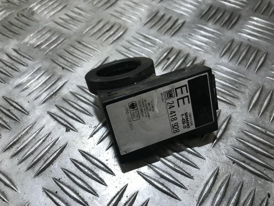 ECU Immobilizer antenna 24418928 ee, 5wk4596 Opel VECTRA 1998 2.0