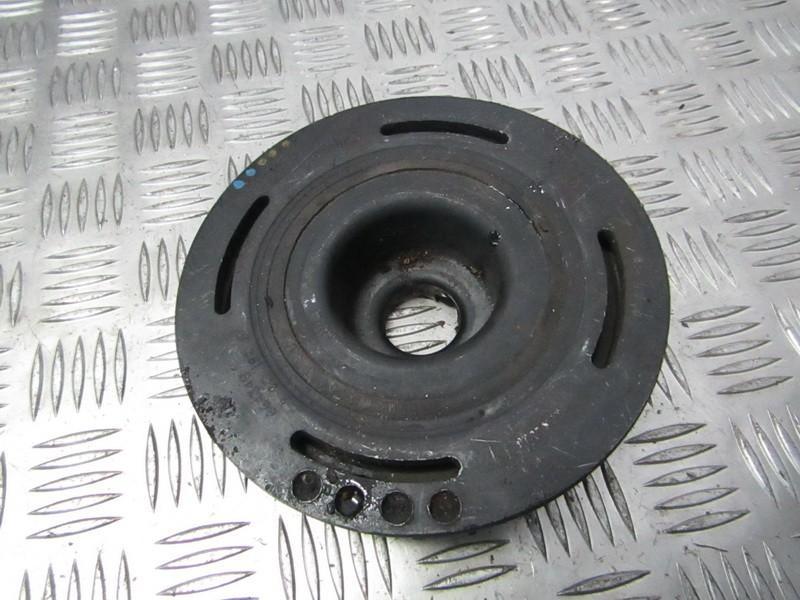 Crankshaft Belt Pulley 664348 used Renault MASTER 1999 2.5