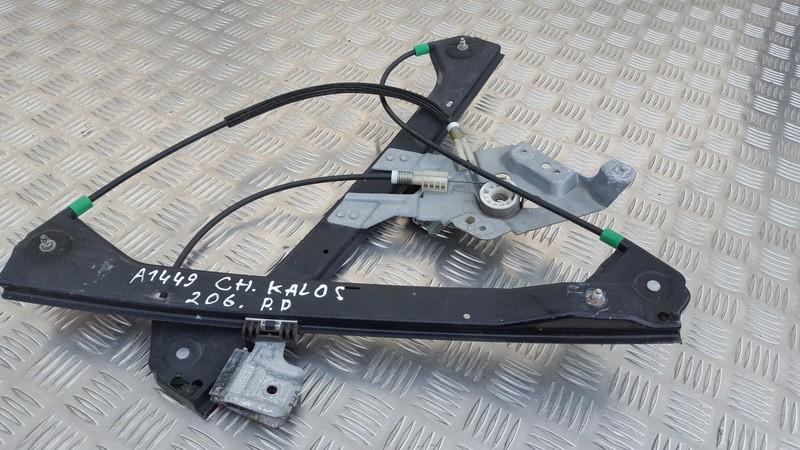 Duru lango pakelejas P.D. USED USED Chevrolet KALOS 2006 1.2