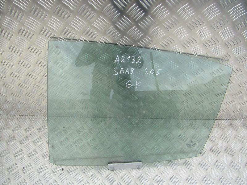 Боковое окно - задний левый AS2 USED SAAB 9-3 1998 2.2