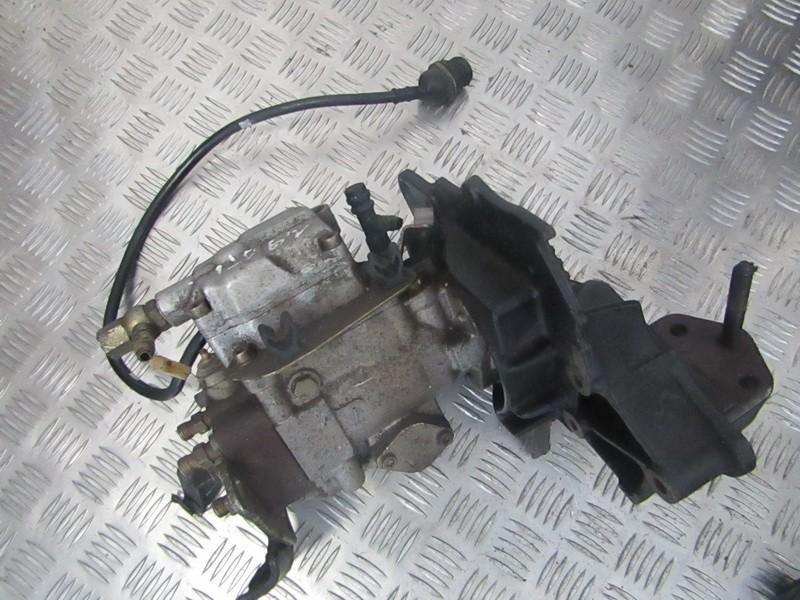 Volvo  V40 High Pressure Injection Pump