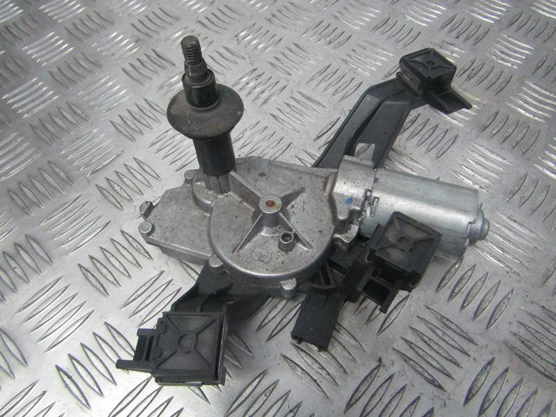 Galinio lango valytuvu varikliukas 0390201813 9652418780 Peugeot 207 2009 1.4