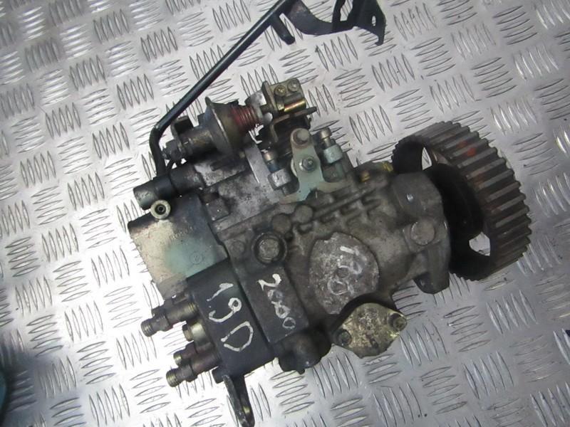 Kuro siurblys 0460484462 USED Peugeot PARTNER 2002 1.9
