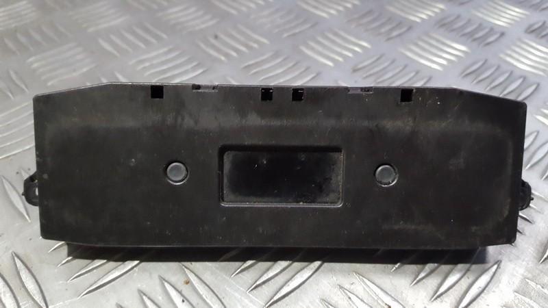 96439997xt used Dashboard Radio Display (Clock,Info Monitor