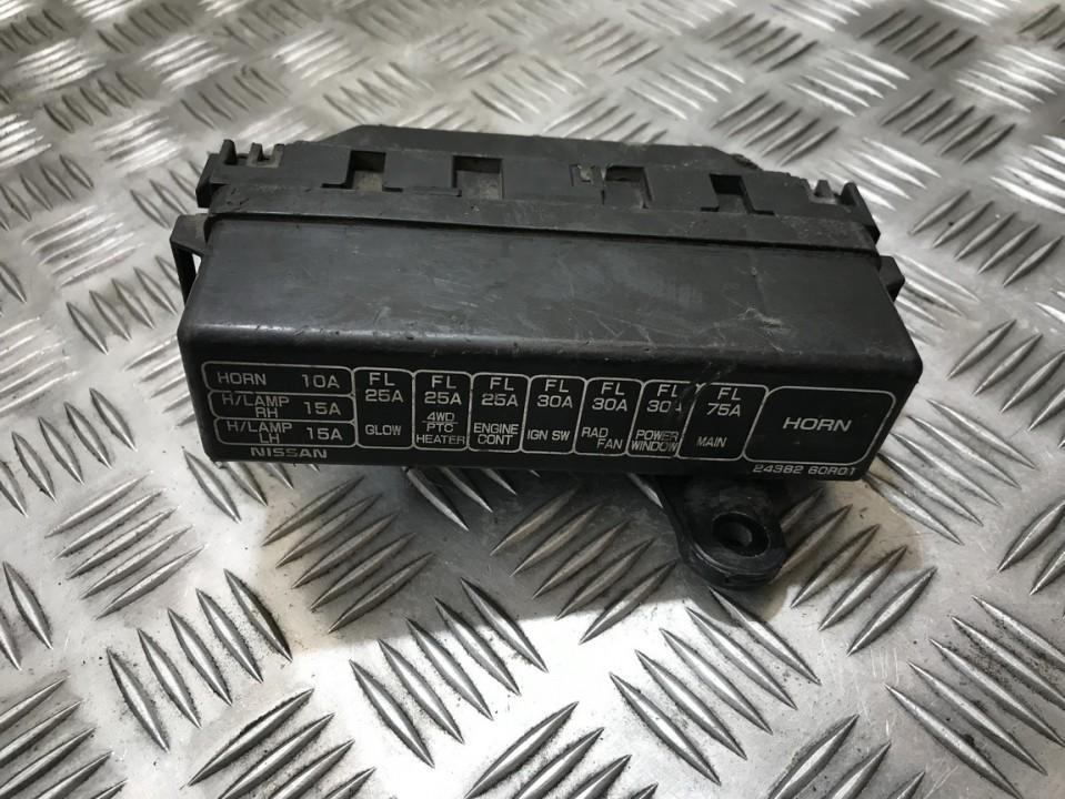 2438260r01 used fuse box nissan sunny 1992 0.0l 9eur eis00376612 ...  euro impex shop - euro impex utena