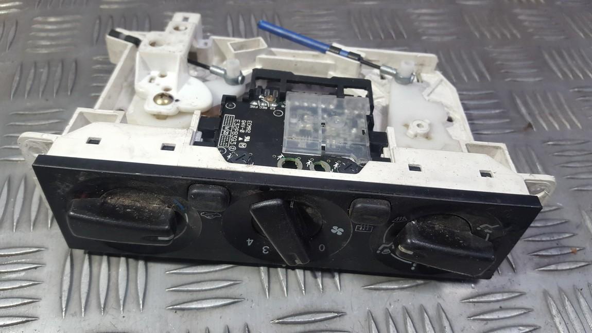 Peciuko valdymas MR360788 E32PB393 Mitsubishi PAJERO 1992 2.5