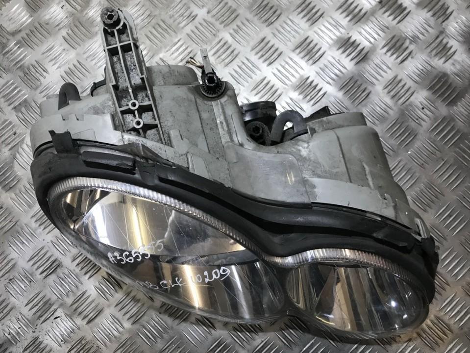 Front Headlight Right RH 15274200 152742-00 Mercedes-Benz CLK-CLASS 2005 2.7