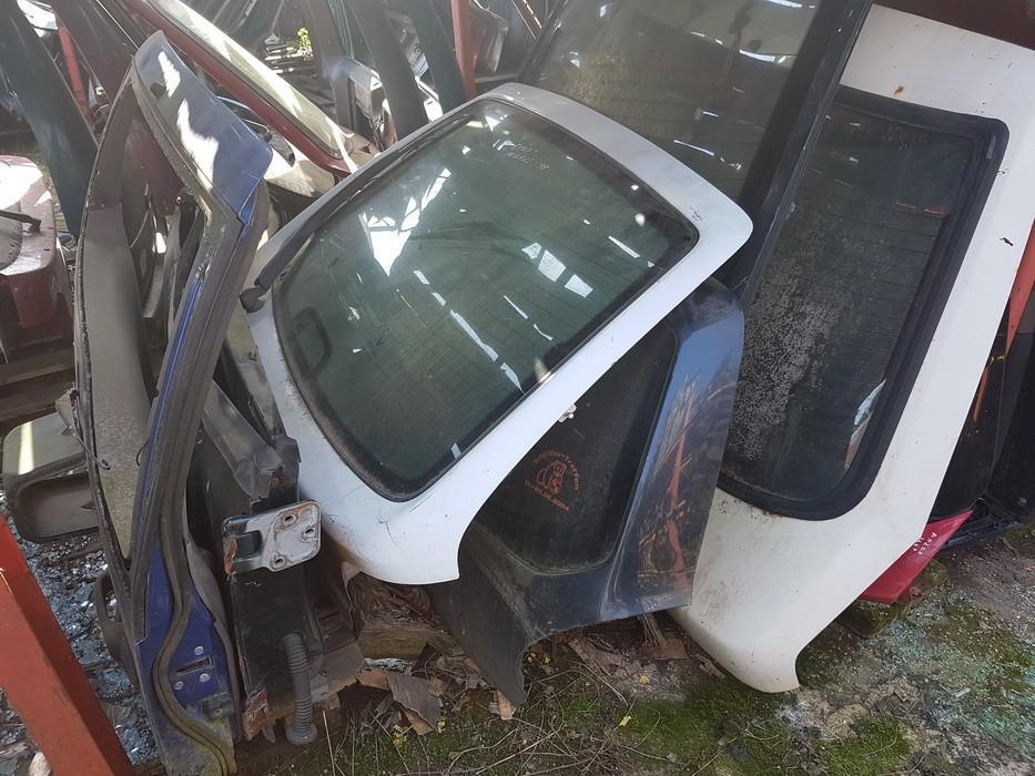 Galinis dangtis G (kapotas) BALTAS USED Renault MEGANE SCENIC 1998 1.6