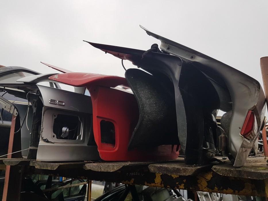 Galinis dangtis G (kapotas) SIDABRINIS USED Audi A6 1994 2.5