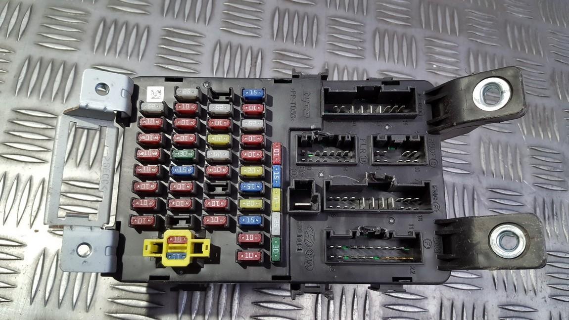 919501G010 KI7020789 Fuse box Kia Rio 2009 1.4L 27EUR EIS00380293 | on
