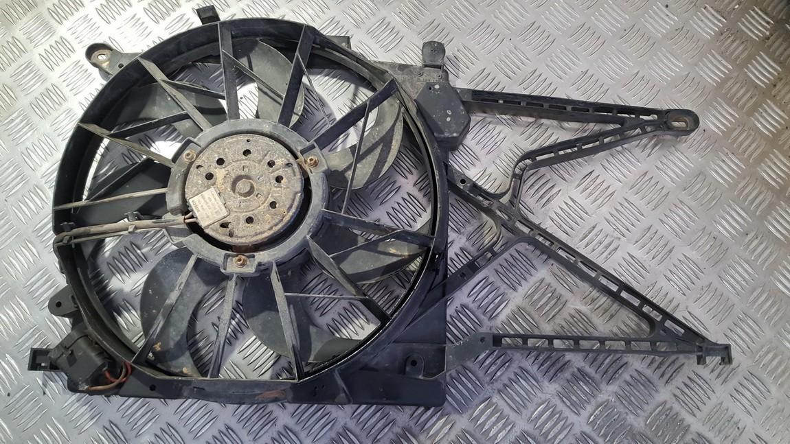 Difuzorius (radiatoriaus ventiliatorius) 0130303885 074172, 3135103408, 9129524, 0130303246, 24431828, 9129522 Opel ASTRA 1998 1.7