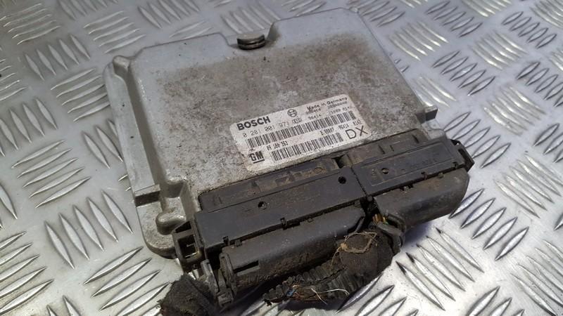 Variklio kompiuteris 0281001971 09180353, 28SA0000 Opel ASTRA 1994 1.7