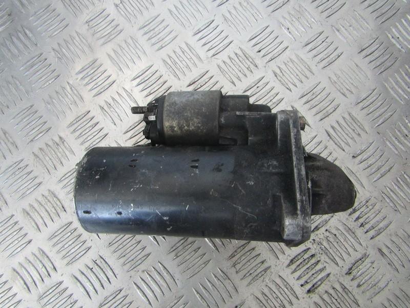 Starteris 0001109030 6721811451, 1005821858 Fiat MAREA 1996 1.8