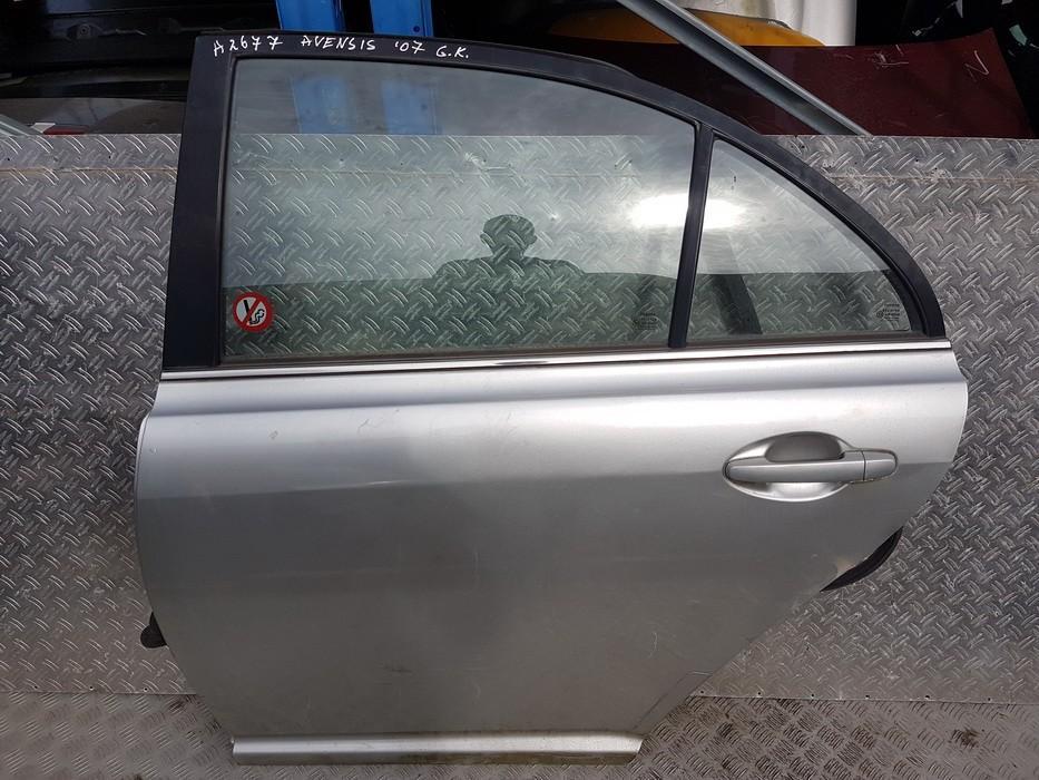 Durys G.K. used used Toyota AVENSIS 2006 2.0