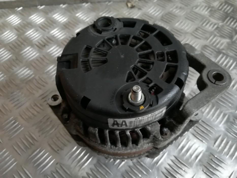 Generatorius AA7F20B0031 USED Chevrolet CAPTIVA 2008 2.0