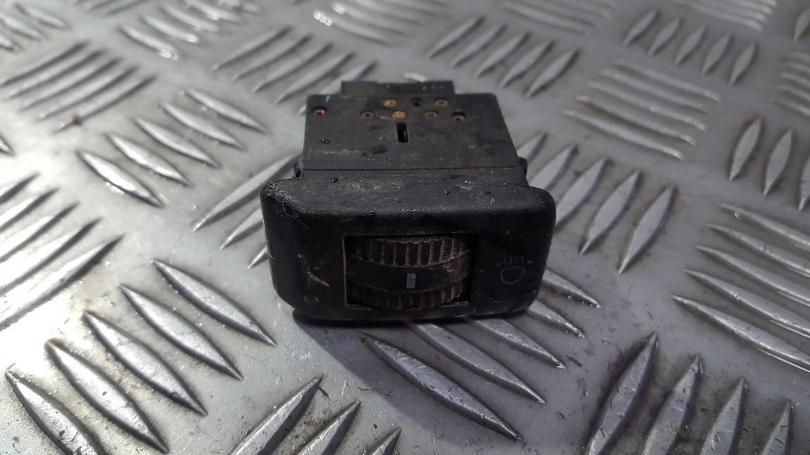 Zibintu aukscio reguliatoriaus mygtukas 191941333 used Volkswagen GOLF 2005 1.6