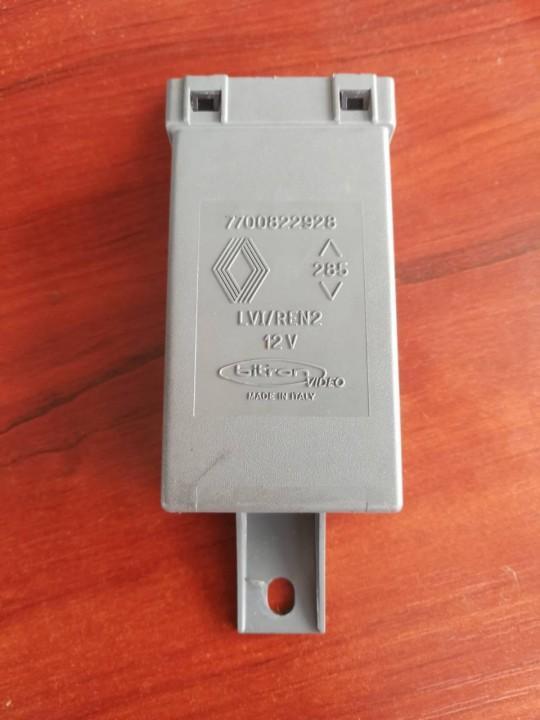 Блок управления стекло подъема 7700822928 used Renault LAGUNA 2000 1.9