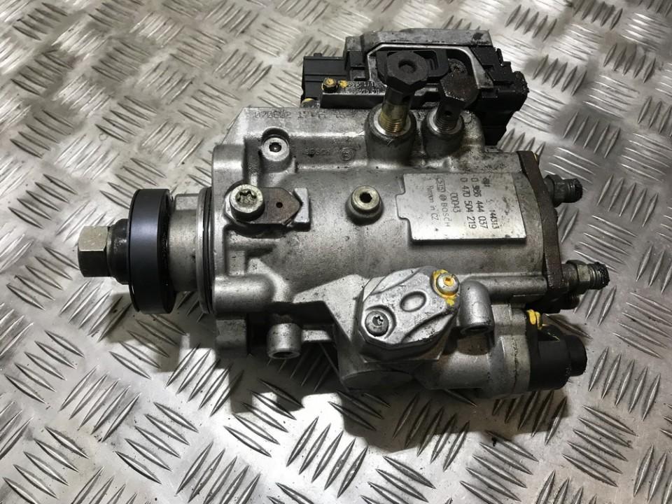 Kuro siurblys 0470504219 0986444037, 144313, 00043 Opel ASTRA 2006 1.9