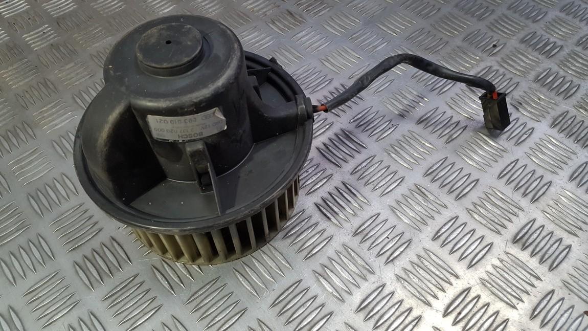 Salono ventiliatorius 893819021 3137020009 Audi 80 1989 1.8
