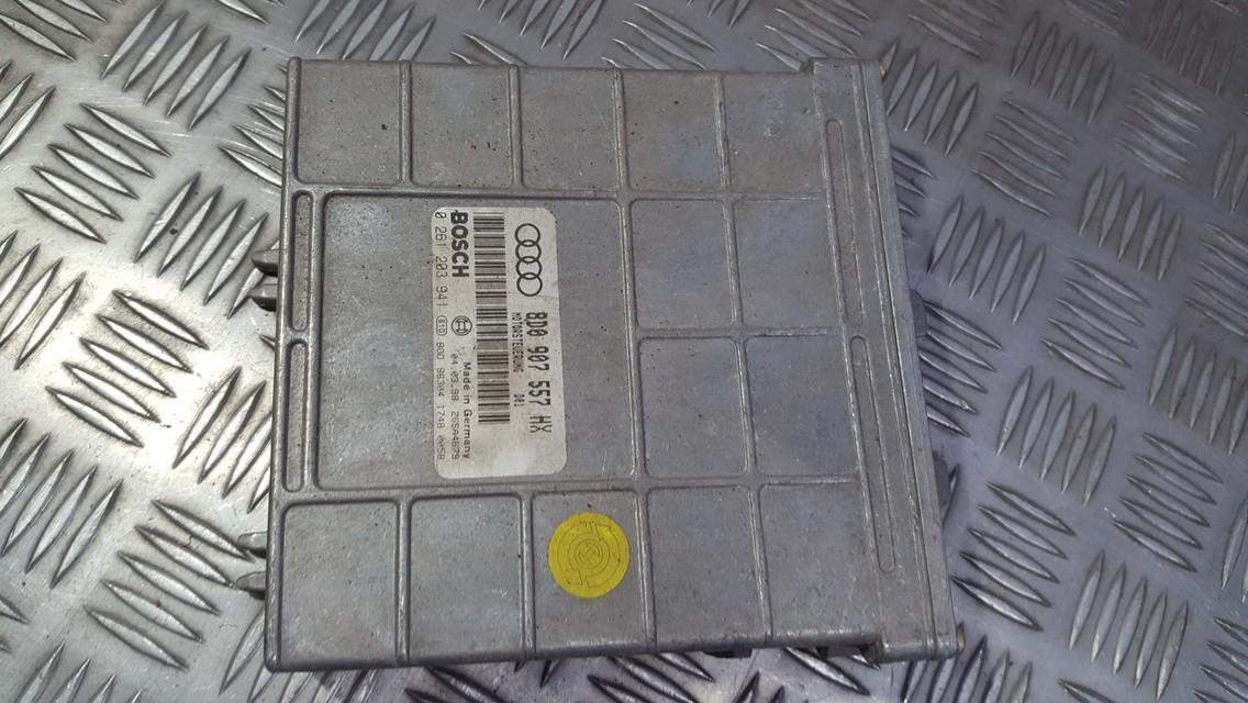 Variklio kompiuteris 8D0907557HX 0261203941 Audi A3 2007 2.0