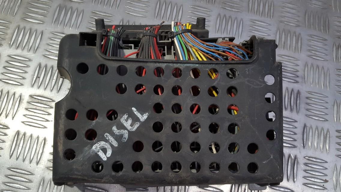 fuse box opel astra, g 1998 09 - 2004 12