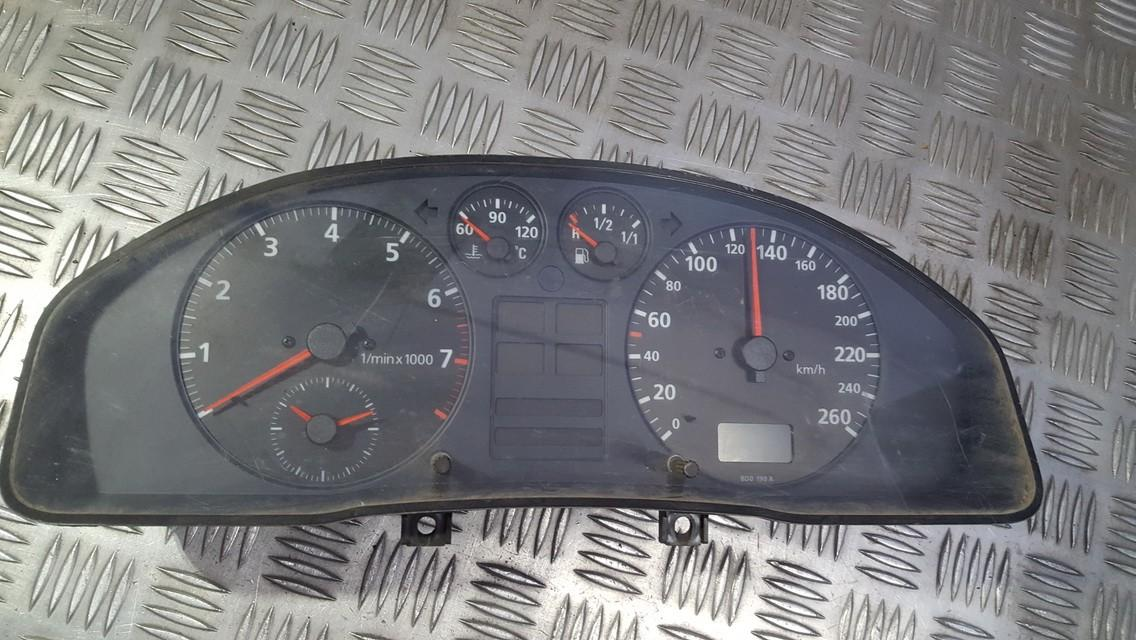 8d0920900m 09053412021 Speedometers Cockpit Speedo Clocks