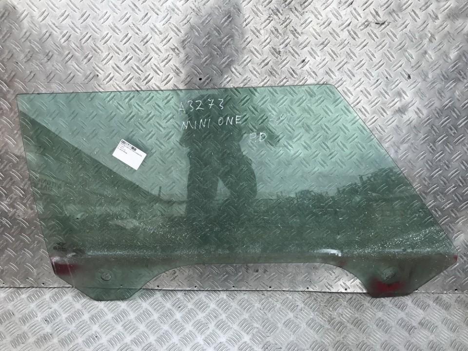 Duru stiklas P.D. used used Mini ONE 2005 1.6