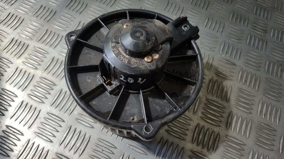 Salono ventiliatorius 1940001040 194000-1040 Mazda RX-8 2004 2.6