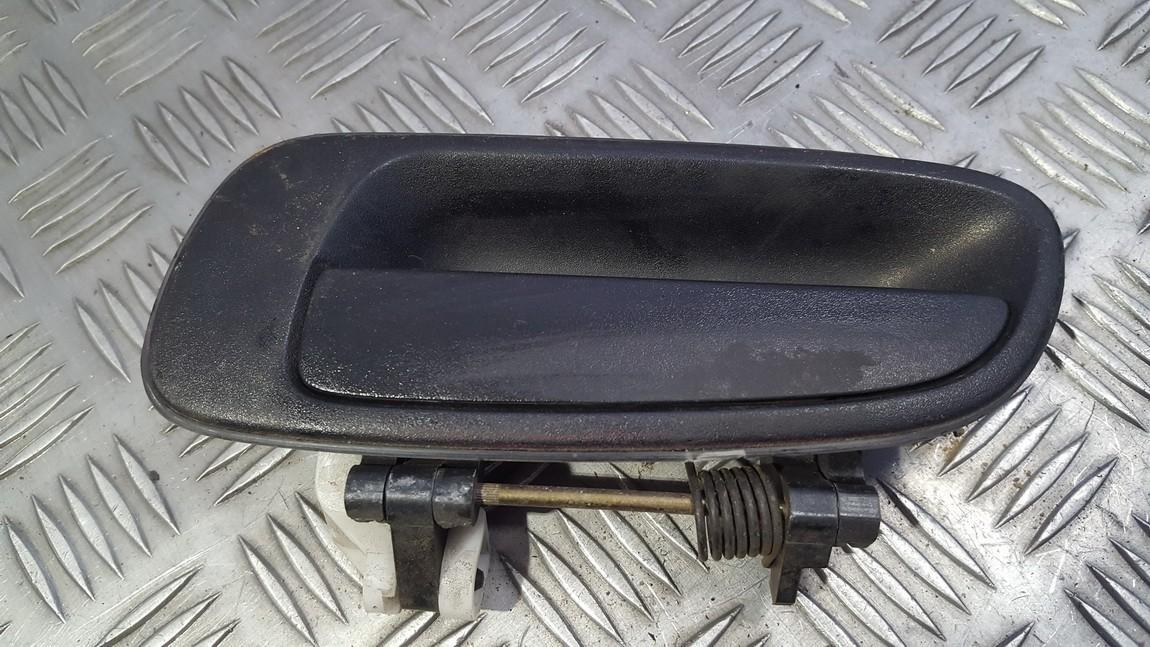 Ручка двери нaружная задний левый 6924005010 69240-05010 Toyota CARINA 1994 1.6