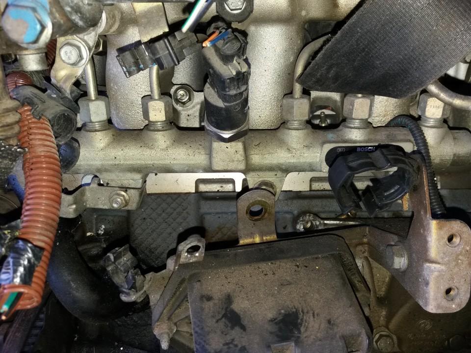 Топливная система (Магистральная трубка топлива) 0445214016 56923 Alfa-Romeo 147 2001 1.6