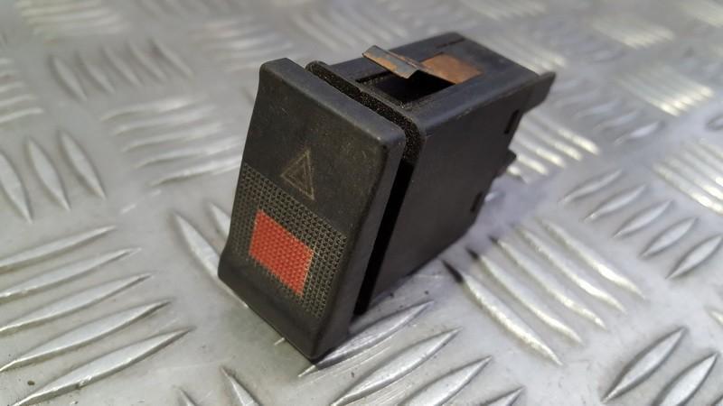 Hazard switch 4A0941509 USED Audi 80 1985 1.8