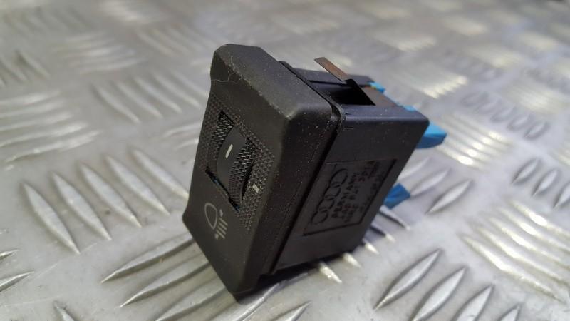 Zibintu aukscio reguliatoriaus mygtukas 4a0941301a USED Audi A6 1996 2.6