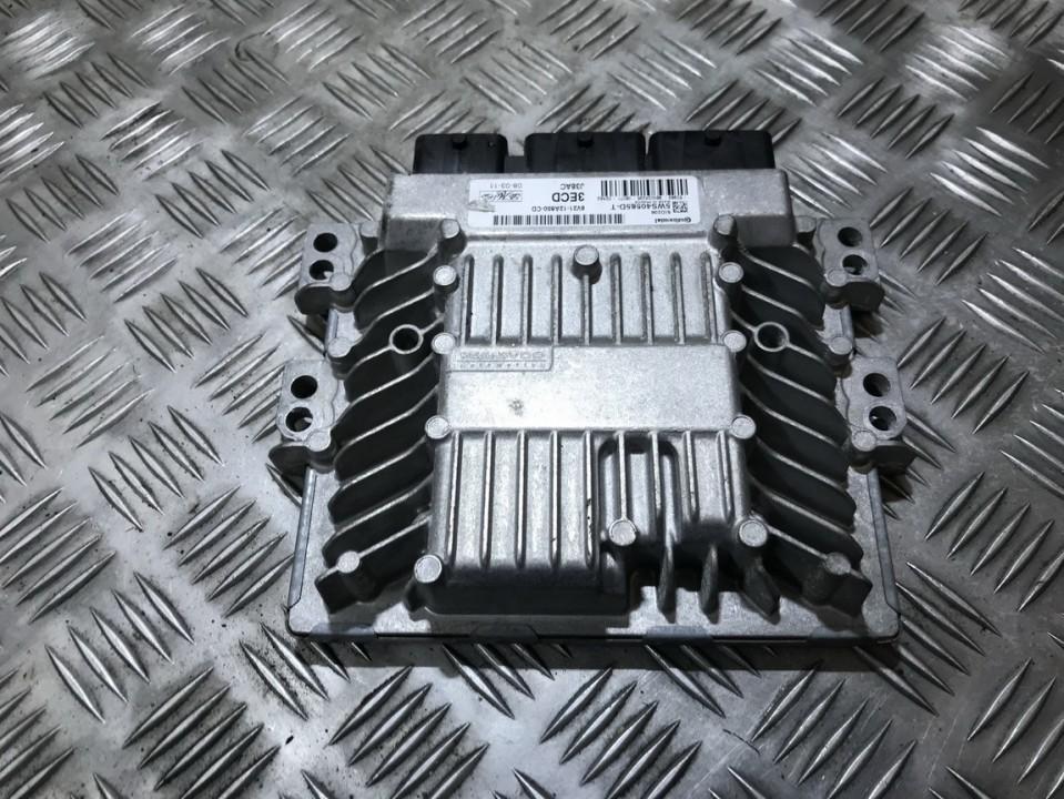 Variklio kompiuteris 8v2112a650cd 8v21-12a650-cd, 5ws40585d-t, j38ac, sid206 Mazda 2 2009 1.5