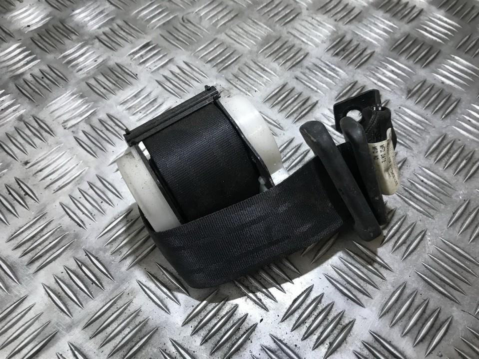Mazda  2 Seat belt - rear right side