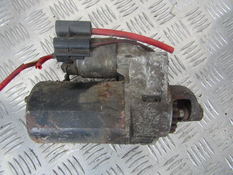 Used Starter Motor Ford Ka L Eur Eis
