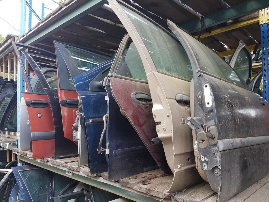 Durys G.D. ORANZINES USED Fiat MULTIPLA 2001 1.6